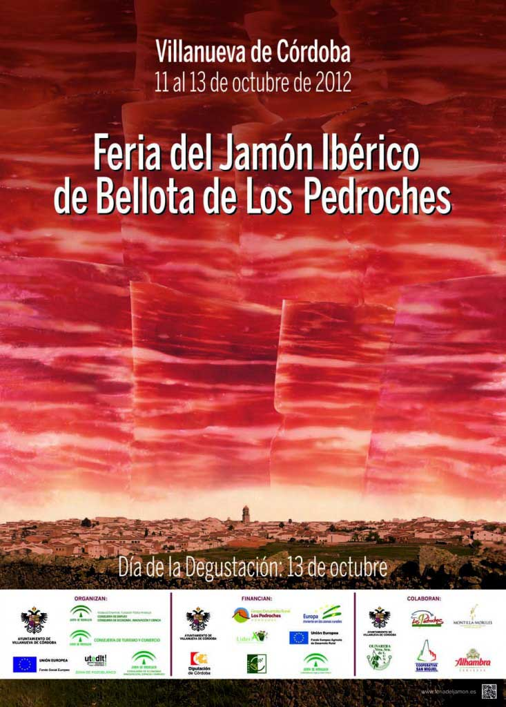 Feria Jamón Ibérico Los Pedroches