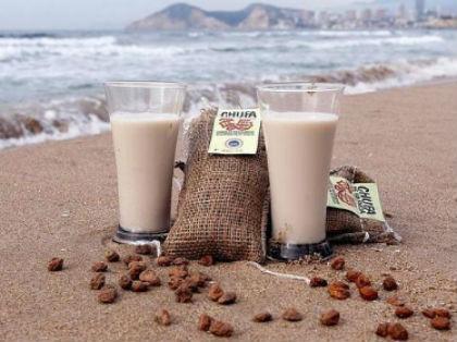Vasos-horchata-playa-de-la-patacona